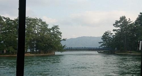 練馬区、中村橋・富士見台、サヤン鍼灸院・接骨院ブログ、天橋立フェリーと大天橋