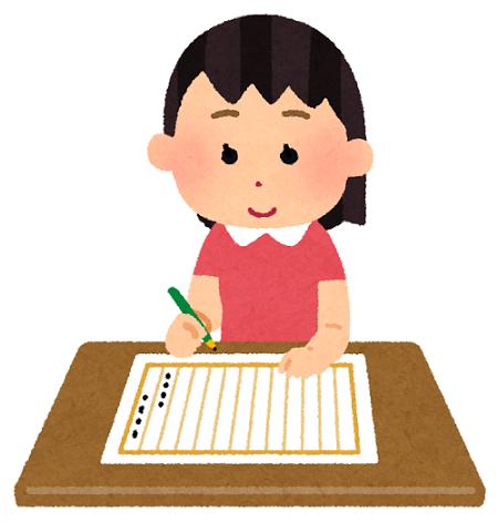 練馬区、中村橋・富士見台、サヤン鍼灸院・接骨院ブログ、字を書く
