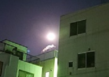 練馬区、中村橋・富士見台、サヤン鍼灸院・接骨院ブログ、満月と龍2