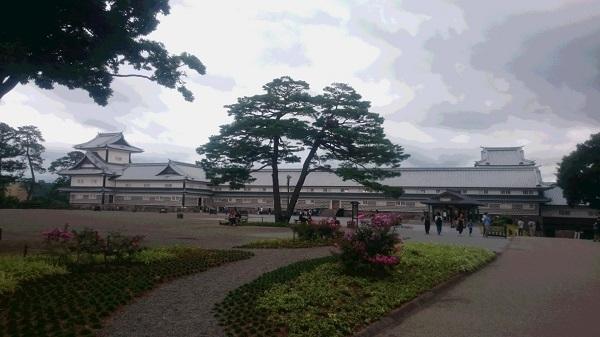 練馬区、中村橋・富士見台、サヤン鍼灸院・接骨院ブログ、金沢城址公園・五十間長屋