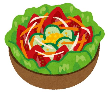 練馬区、中村橋・富士見台、サヤン鍼灸院・接骨院ブログ、野菜サラダ