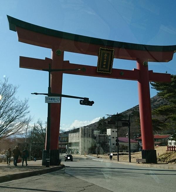 練馬区、中村橋・富士見台、サヤン鍼灸院・接骨院ブログ、中禅寺に向かう道