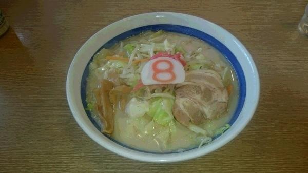 練馬区、サヤン鍼灸院・接骨院ブログ、石川県・金沢の八番らーめん、とんこつ味。
