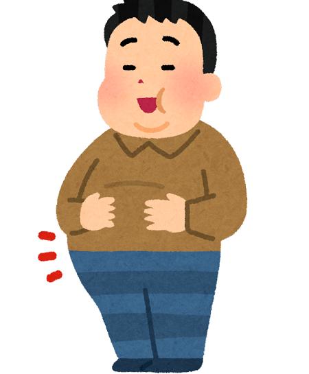 練馬区、中村橋・富士見台、サヤン鍼灸院・接骨院ブログ、お腹の出る人