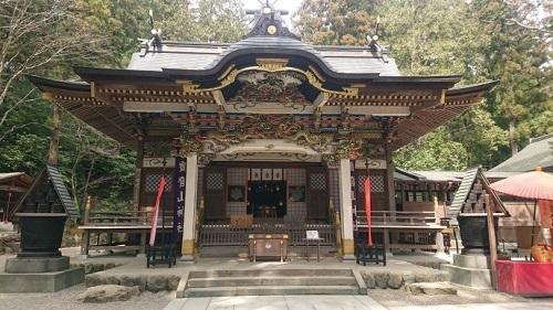 練馬区、中村橋・富士見台、サヤン鍼灸院・接骨院ブログ、宝登山神社、本殿
