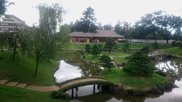 練馬区、中村橋・富士見台、サヤン鍼灸院・接骨院、金沢城公園、玉泉院丸庭園