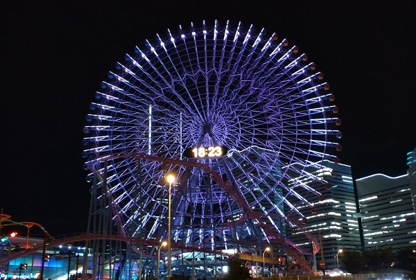 練馬区、中村橋・富士見台、サヤン鍼灸院・接骨院ブログ、観覧車