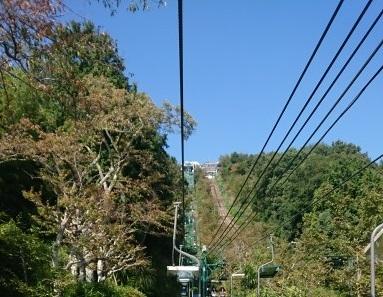 練馬区、中村橋・富士見台、サヤン鍼灸院・接骨院ブログ、笠松公園登り