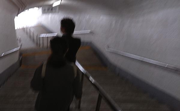 練馬区、中村橋・富士見台、サヤン鍼灸院・接骨院ブログ、華厳の滝、下り階段