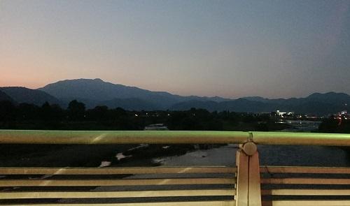 練馬区、中村橋・富士見台、サヤン鍼灸院・接骨院ブログ、京都の橋