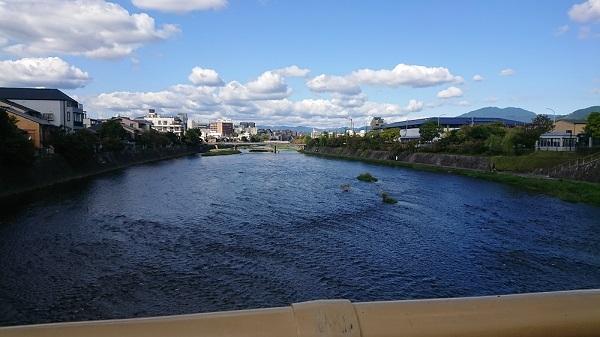 練馬区、中村橋・富士見台、サヤン鍼灸院・接骨院ブログ、京都鴨川
