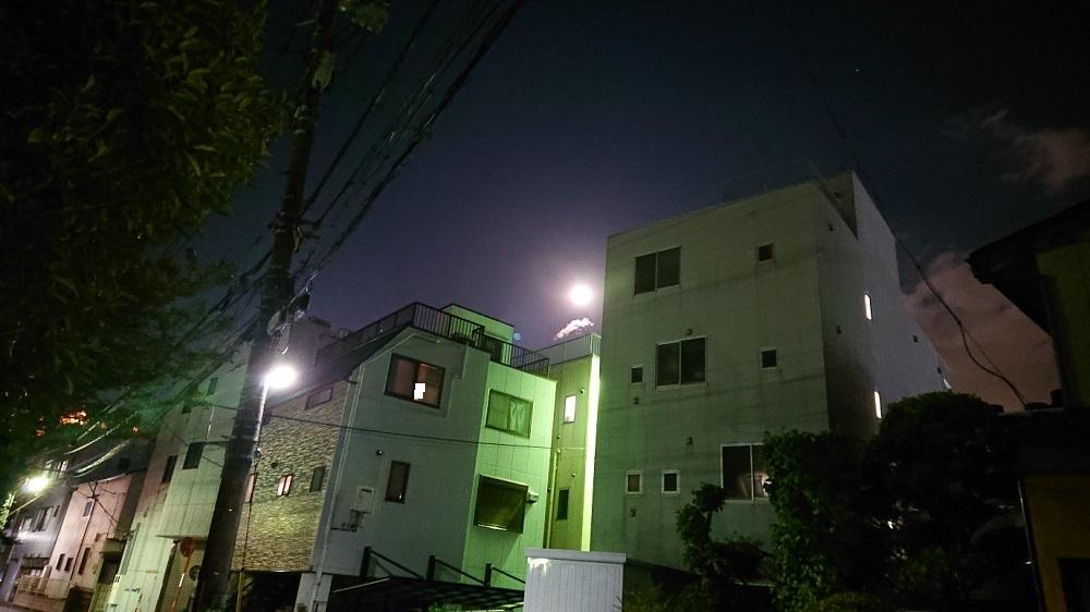 練馬区、中村橋・富士見台、サヤン鍼灸院・接骨院ブログ、満月と龍1