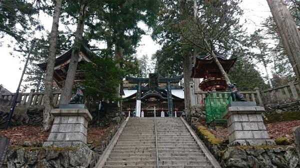練馬区、中村橋・富士見台、サヤン鍼灸院・接骨院ブログ、三峰神社、拝殿1
