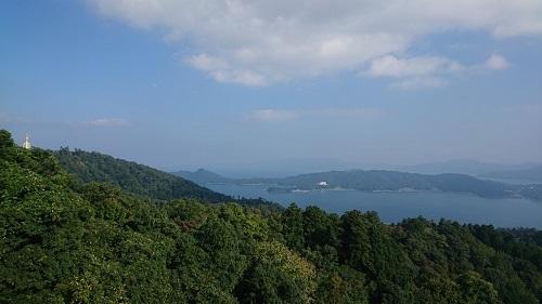 練馬区、中村橋・富士見台、サヤン鍼灸院・接骨院ブログ、弁天山展望台の左側