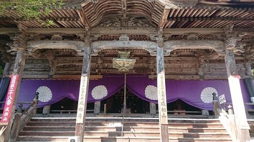 練馬区、中村橋・富士見台、サヤン鍼灸院・接骨院ブログ、京都・成相寺の本堂