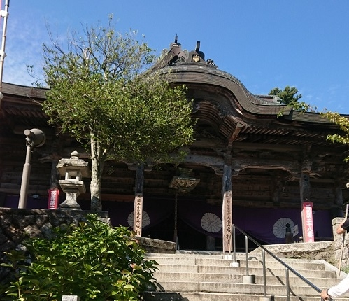 練馬区、中村橋・富士見台、サヤン鍼灸院・接骨院ブログ、京都・成相寺入り口