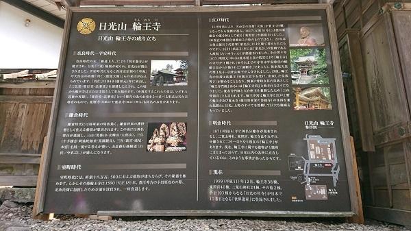 練馬区、中村橋・富士見台、サヤン鍼灸院・接骨院ブログ、日光山輪王寺、看板