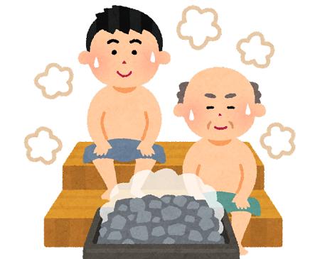 練馬区、中村橋・富士見台、サヤン鍼灸院・接骨院ブログ、サウナ