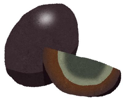 黒ピータン