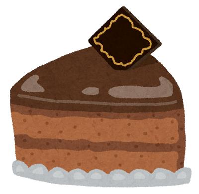 練馬区、中村橋・富士見台、サヤン鍼灸院・接骨院ブログ、チョコケーキ