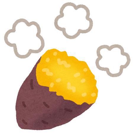 練馬区、中村橋・富士見台、サヤン鍼灸院・接骨院ブログ、焼き芋