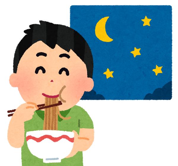 練馬区、中村橋・富士見台、サヤン鍼灸院・接骨院ブログ、夜食