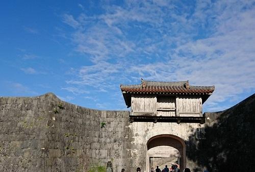 練馬区、中村橋・富士見台、サヤン鍼灸院・接骨院ブログ、首里城公園、歓会門