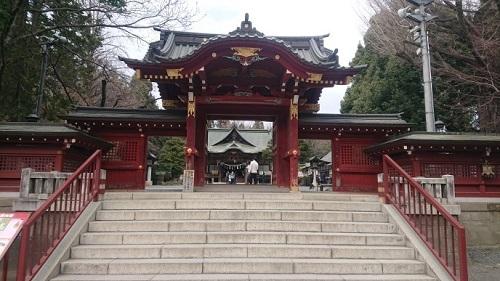 練馬区、中村橋・富士見台、サヤン鍼灸院・接骨院ブログ、秩父神社境内