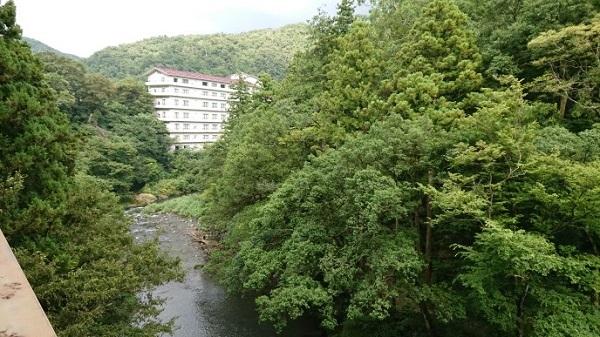 練馬区、中村橋・富士見台、サヤン鍼灸院・接骨院ブログ、山中温泉、鶴仙渓2